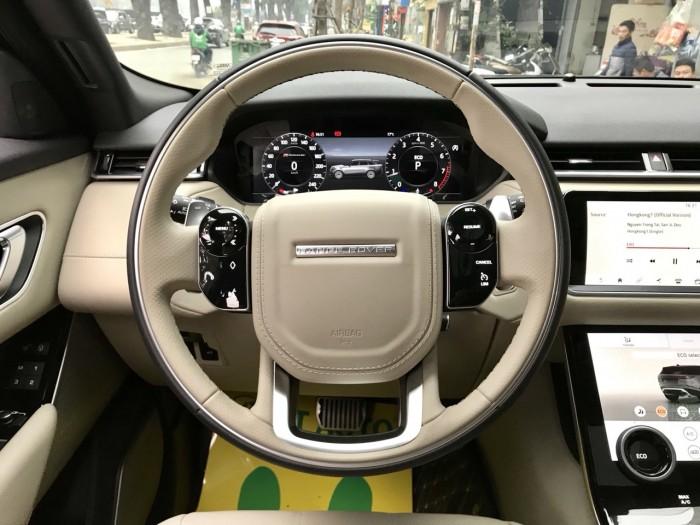 Bán xe LandRover Range Rover Velar P250 se R-Dynamic sản xuất 2018, màu xám, nhập khẩu 16