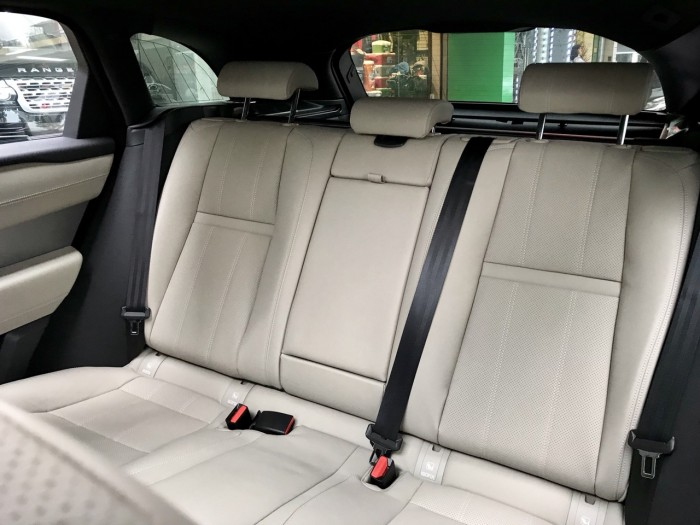 Bán xe LandRover Range Rover Velar P250 se R-Dynamic sản xuất 2018, màu xám, nhập khẩu 14