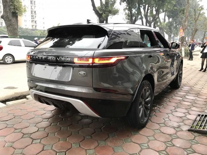 Bán xe LandRover Range Rover Velar P250 se R-Dynamic sản xuất 2018, màu xám, nhập khẩu 20