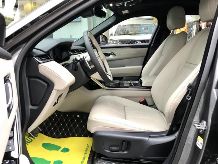 Bán xe LandRover Range Rover Velar P250 se R-Dynamic sản xuất 2018, màu xám, nhập khẩu 15