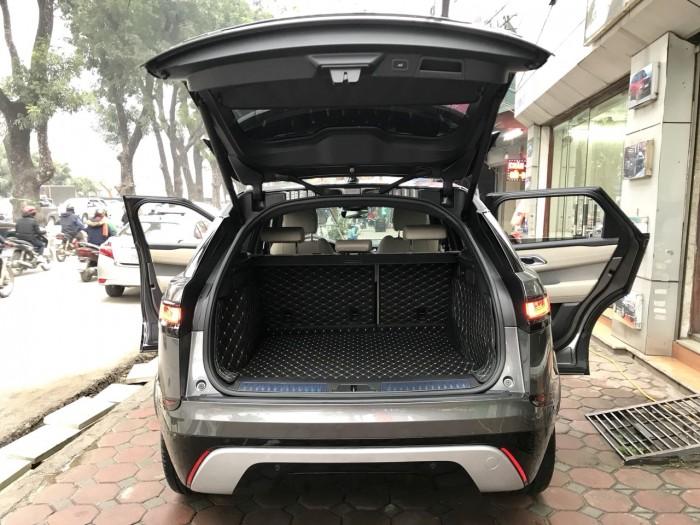 Bán xe LandRover Range Rover Velar P250 se R-Dynamic sản xuất 2018, màu xám, nhập khẩu 17