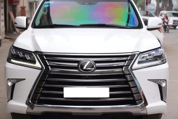 Đi định cư nước ngoài cần bán chuyên cơ mặt đất Lexus lx 570,