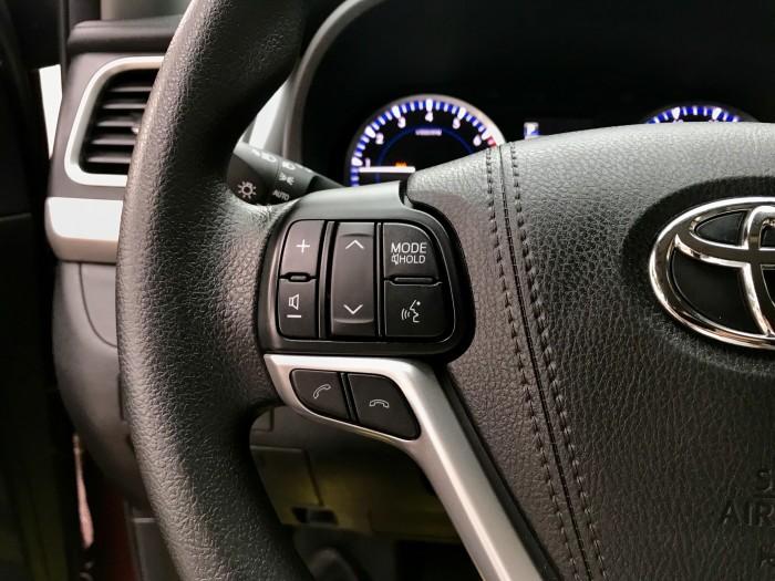 Bán Toyota Highlander sản xuất 2018, màu đỏ, xe nhập Mỹ biển HN 7