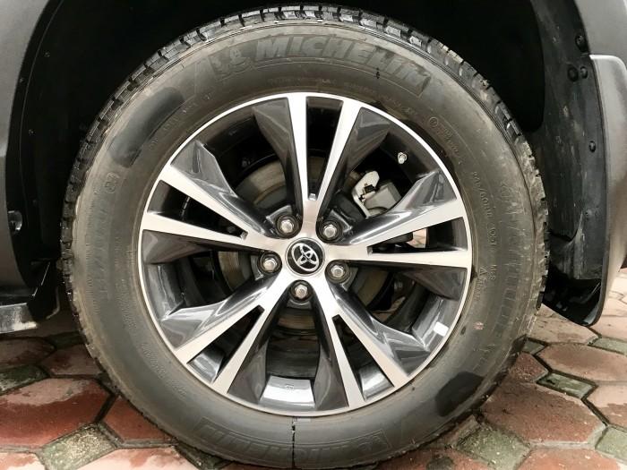 Bán Toyota Highlander sản xuất 2018, màu đỏ, xe nhập Mỹ biển HN 2