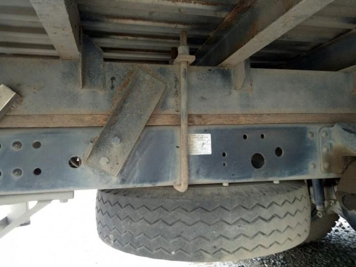 HD65 hạ tải cũ dưới 5 tấn chạy tp sx 2014 thùng kín có chiều cao 5
