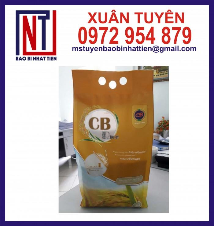 Bao bì gạo ghép màng phức hợp 1kg, 2kg, 5kg28