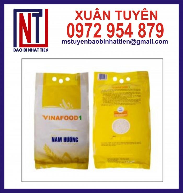 Bao bì gạo ghép màng phức hợp 1kg, 2kg, 5kg27