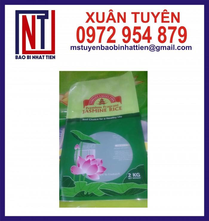 Bao bì gạo ghép màng phức hợp 1kg, 2kg, 5kg26