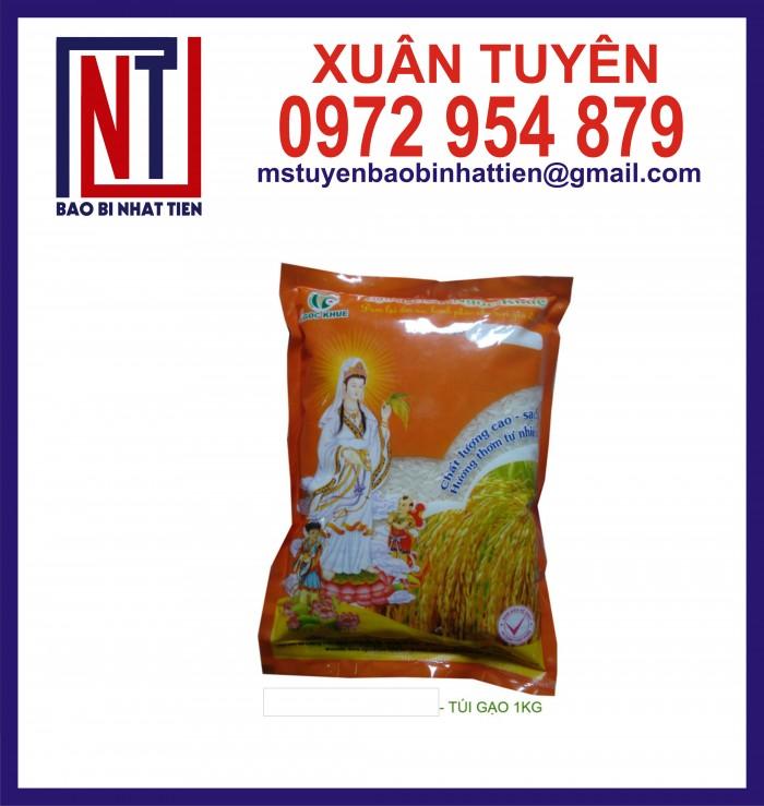 Bao bì gạo ghép màng phức hợp 1kg, 2kg, 5kg25