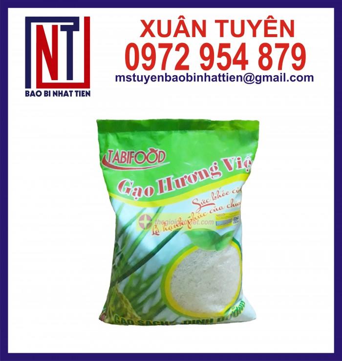 Bao bì gạo ghép màng phức hợp 1kg, 2kg, 5kg23