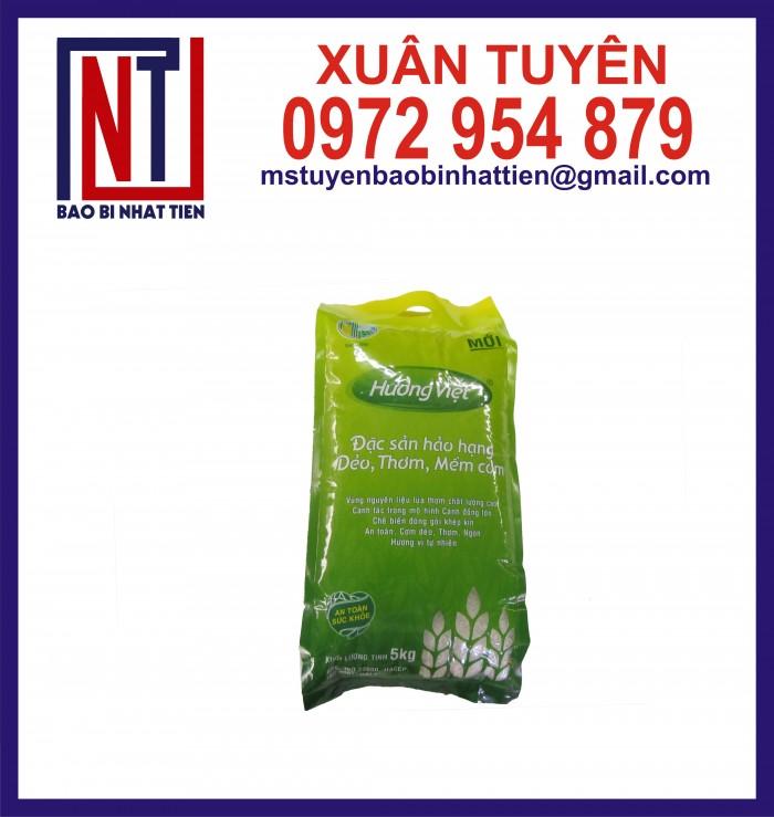 Bao bì gạo ghép màng phức hợp 1kg, 2kg, 5kg13