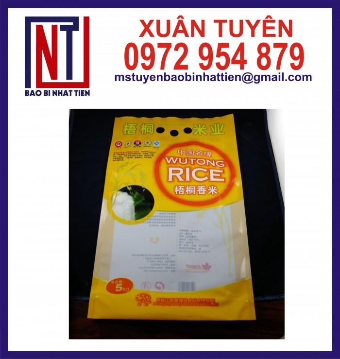 Bao bì gạo ghép màng phức hợp 1kg, 2kg, 5kg15
