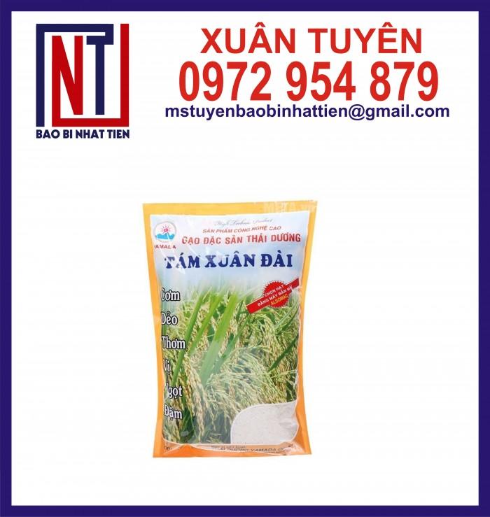 Bao bì gạo ghép màng phức hợp 1kg, 2kg, 5kg9