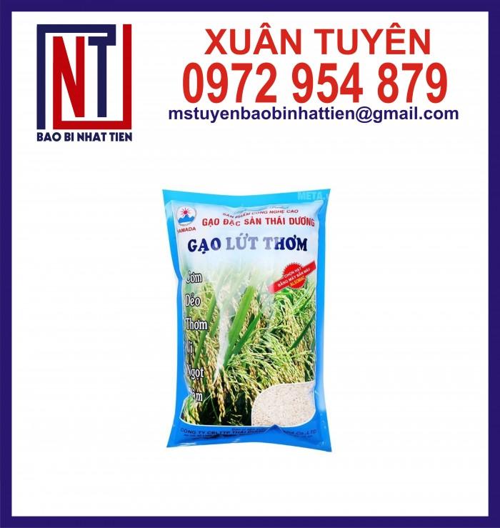 Bao bì gạo ghép màng phức hợp 1kg, 2kg, 5kg18