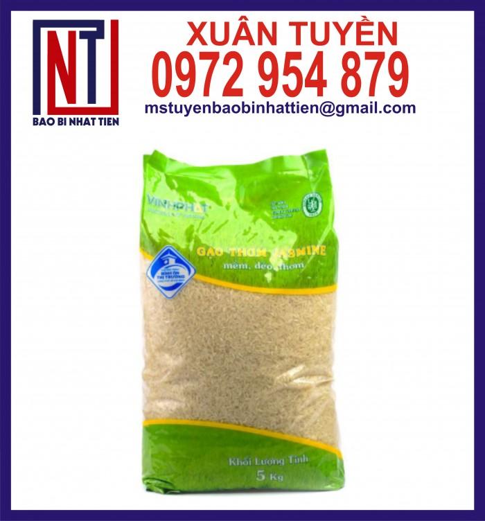 Bao bì gạo ghép màng phức hợp 1kg, 2kg, 5kg8