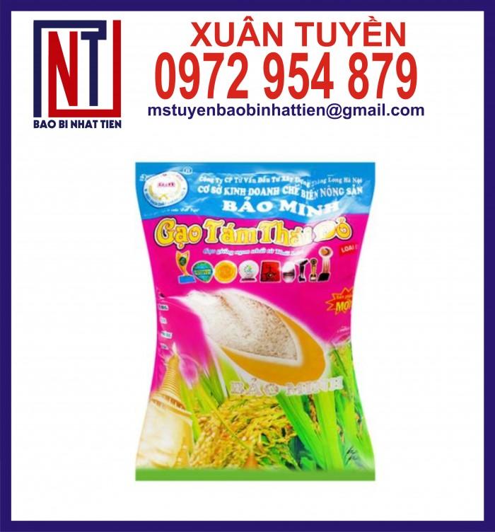 Bao bì gạo ghép màng phức hợp 1kg, 2kg, 5kg7