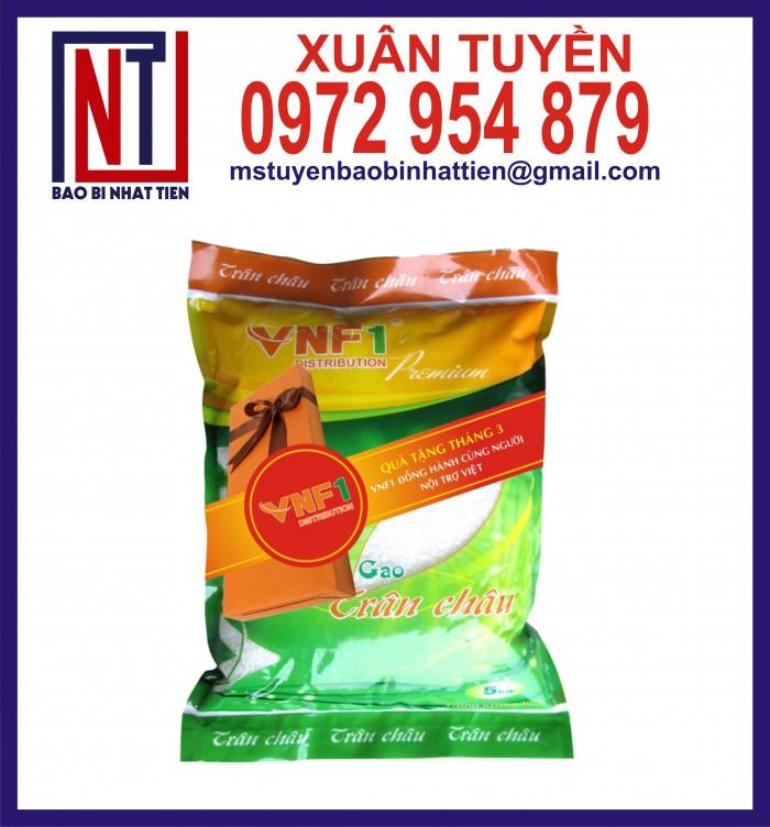 Bao bì gạo ghép màng phức hợp 1kg, 2kg, 5kg11
