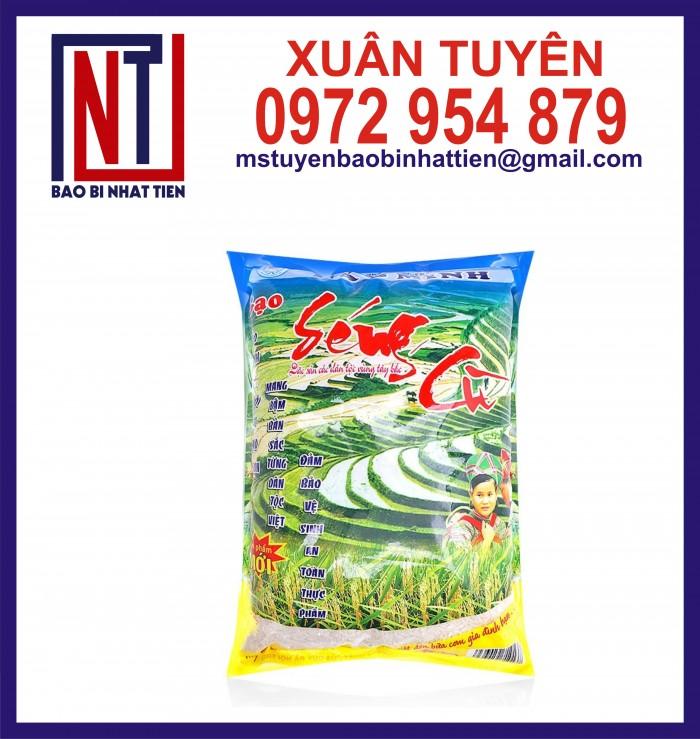 Bao bì gạo ghép màng phức hợp 1kg, 2kg, 5kg16