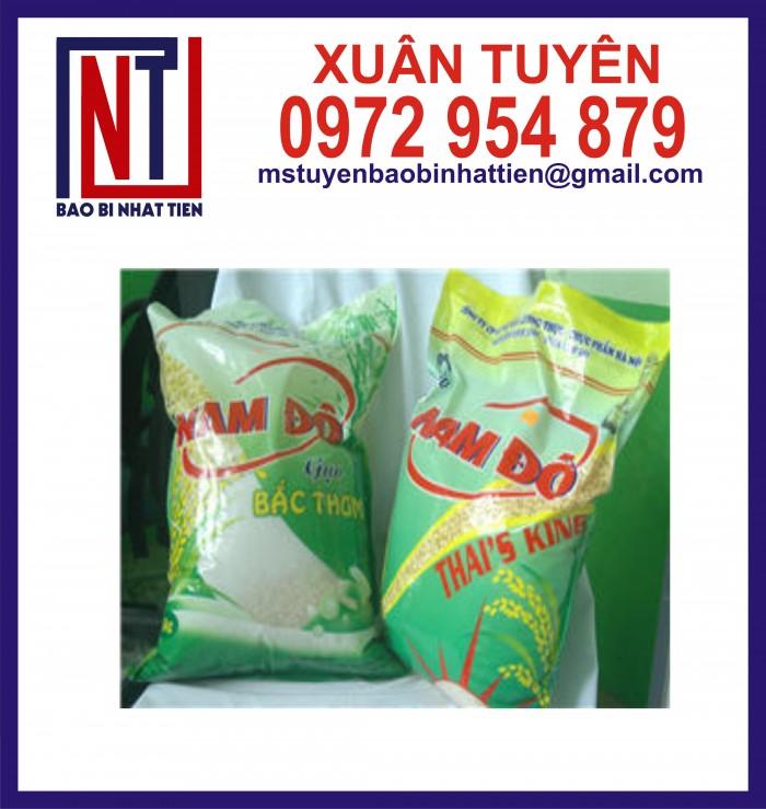 Bao bì gạo ghép màng phức hợp 1kg, 2kg, 5kg3
