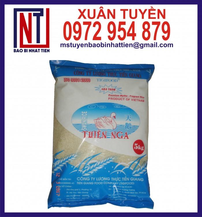 Bao bì gạo ghép màng phức hợp 1kg, 2kg, 5kg4