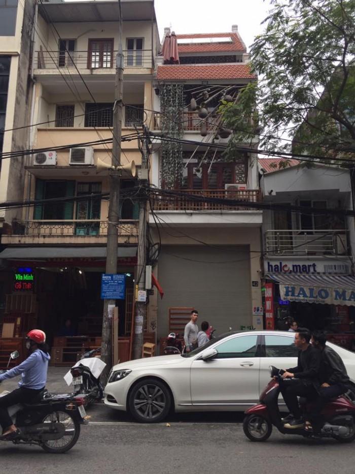 100m2, 5 tầng, Bán nhà MP Huế, HBT. Nhà mới Đẹp, Thang máy.