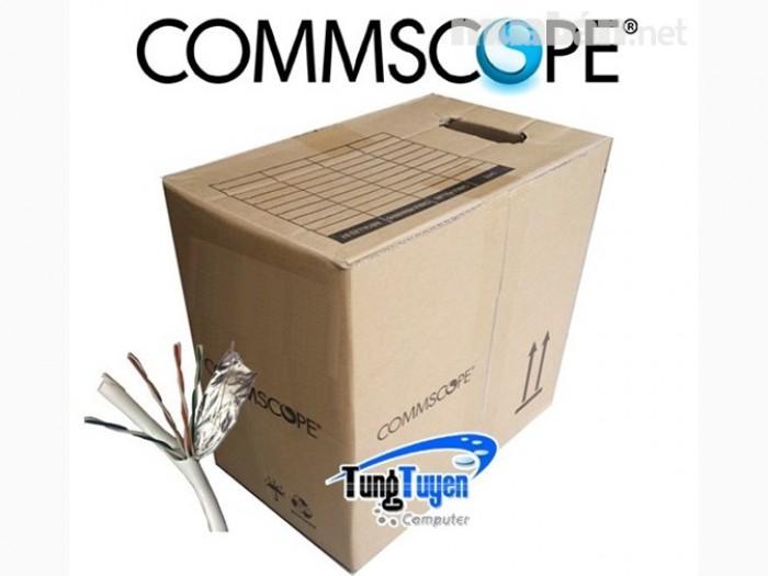 Cáp mạng Cat 5E FTP - Commscope0