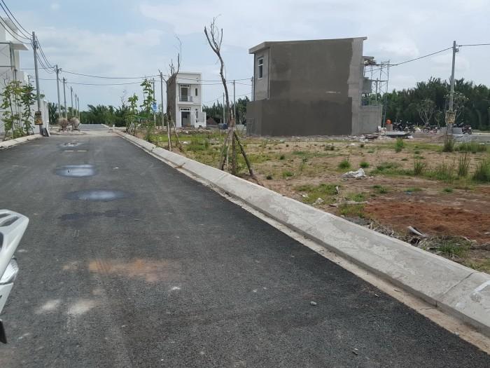 Đầu năm mua đất, mở bán 10 lô đất nền mặt tiền Nguyễn Lương Bằng sổ riêng, 90m2