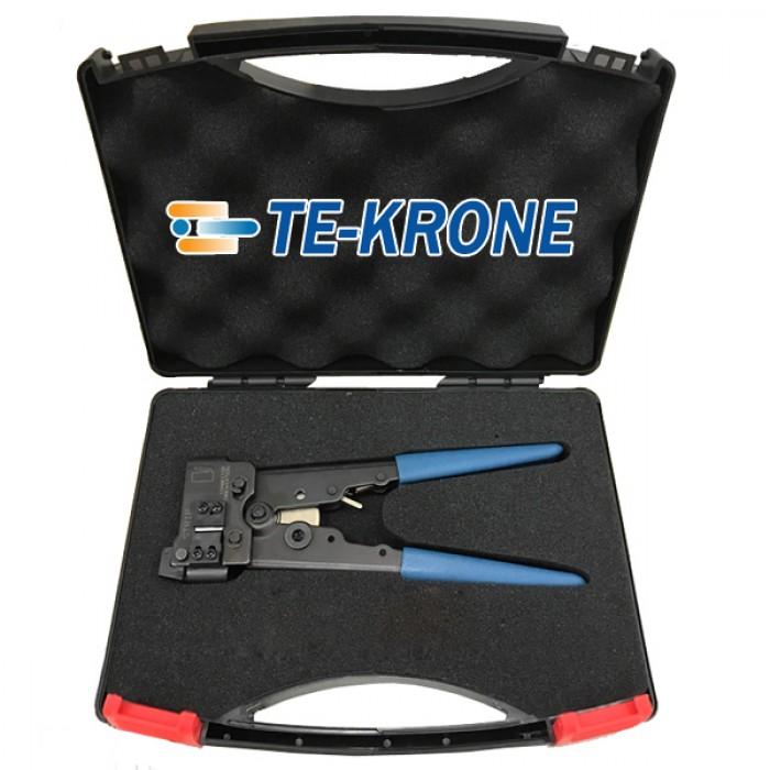 Kìm mạng TE-KRONE HD665 Chuyên bấm Cat51