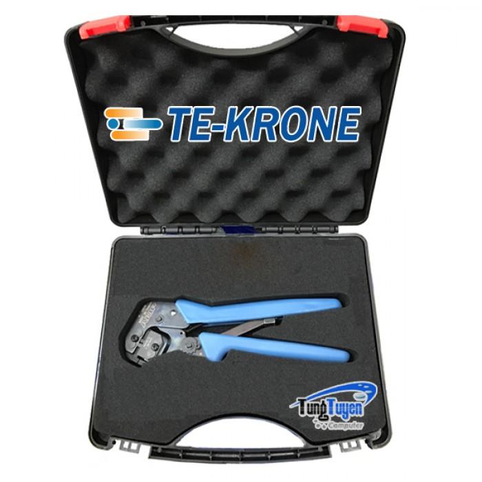 Kìm mạng TE-KRONE HD666 Chuyên bấm Cat60