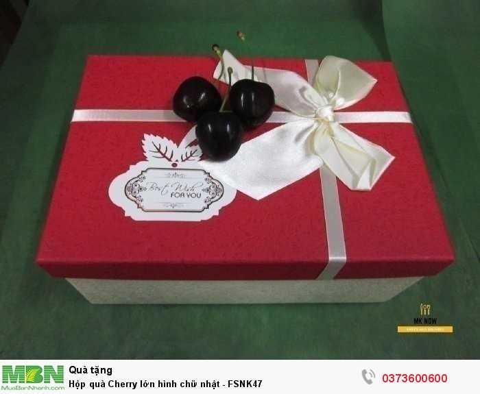 Đặt hộp quà Cherry - quà tặng 14/2 ý nghĩa4