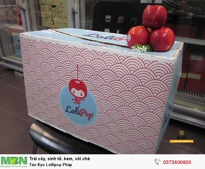 Shop Bán sỉ & lẻ táo kẹo Lollipop Pháp6