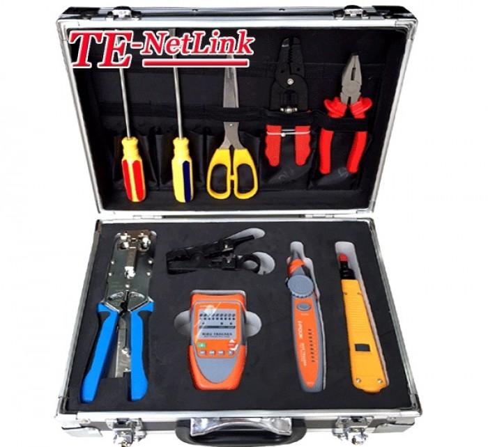 Bộ dụng cụ làm Mạng. TE-NETLINK K-5070