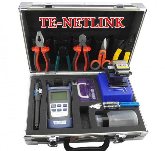 Bộ dụng cụ làm quang. TE-NETLINK F-5060