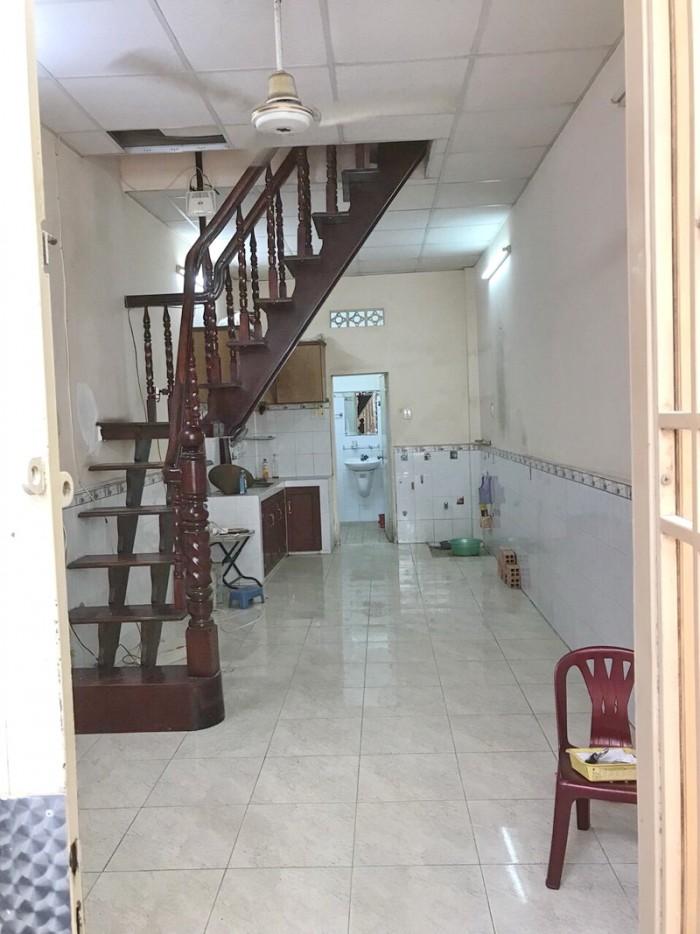Bán gấp nhà 1 lầu hẻm 625 Trần Xuân Soạn Phường Tân Hưng Quận 7