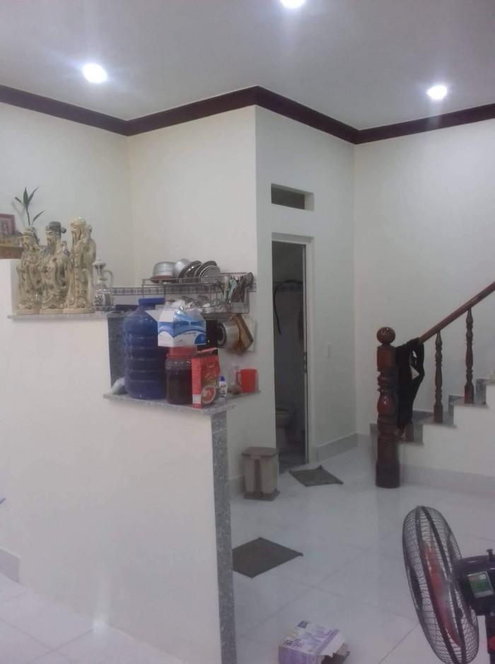 Nhà Phú Lợi 1 trệt 1 lầu 2 kiot