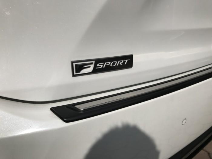 Bán ô tô Lexus RX 350 Fsport 2016, màu trắng, xe nhập Mỹ 29