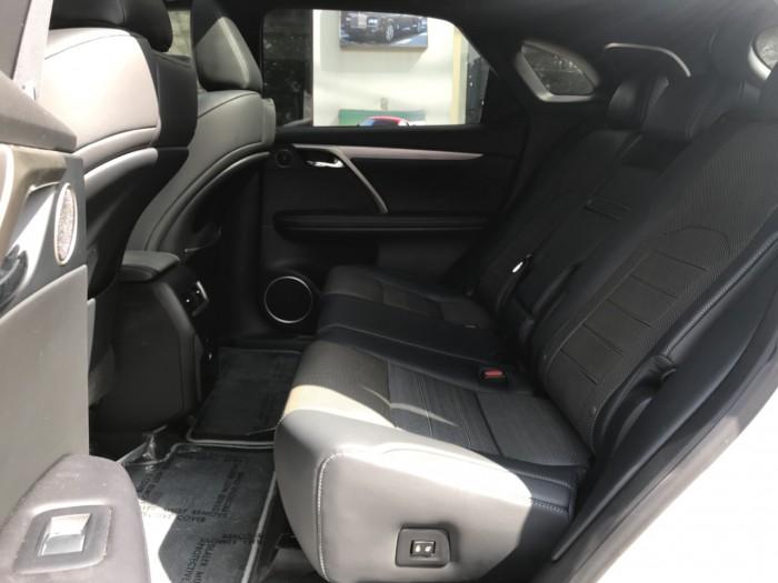 Bán ô tô Lexus RX 350 Fsport 2016, màu trắng, xe nhập Mỹ 28