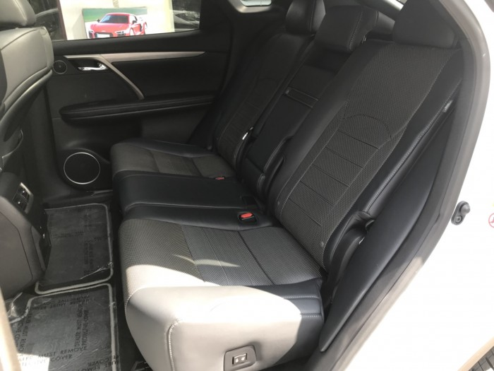 Bán ô tô Lexus RX 350 Fsport 2016, màu trắng, xe nhập Mỹ 24