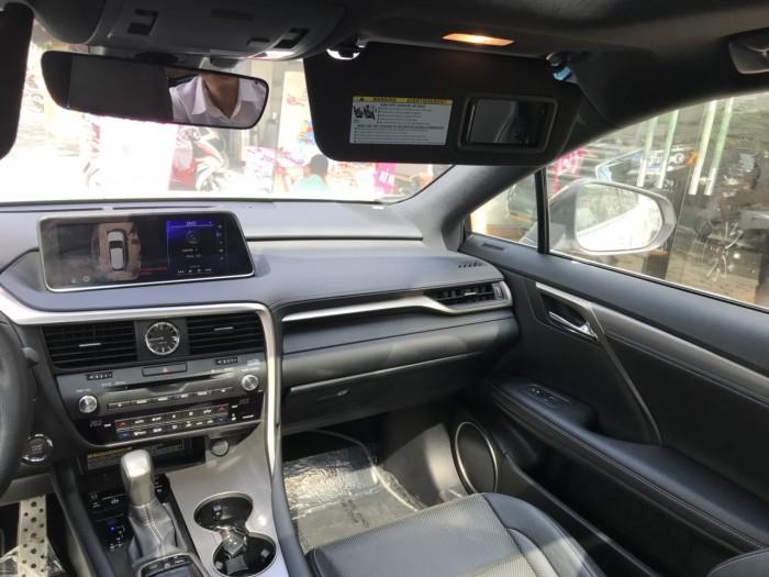 Bán ô tô Lexus RX 350 Fsport 2016, màu trắng, xe nhập Mỹ 20