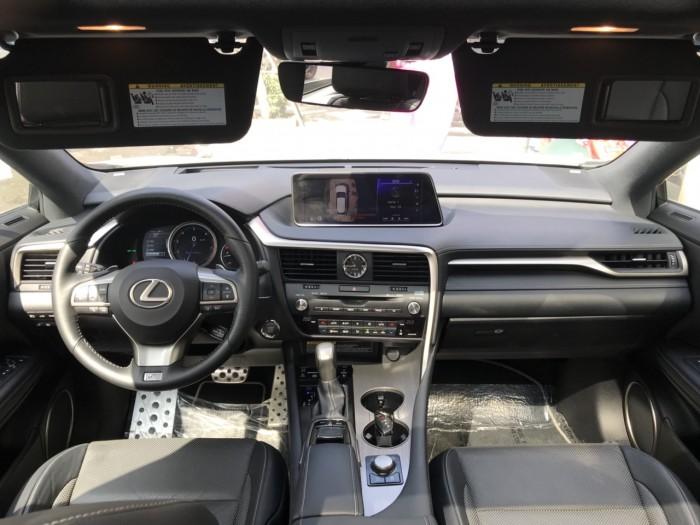 Bán ô tô Lexus RX 350 Fsport 2016, màu trắng, xe nhập Mỹ 15