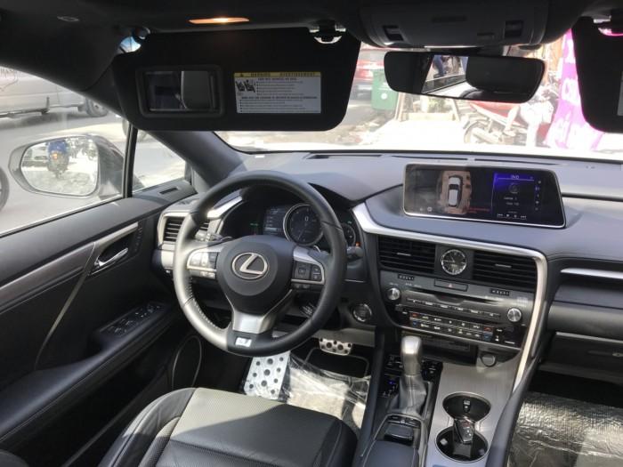Bán ô tô Lexus RX 350 Fsport 2016, màu trắng, xe nhập Mỹ 9
