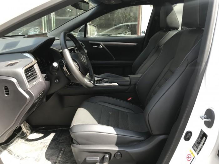 Bán ô tô Lexus RX 350 Fsport 2016, màu trắng, xe nhập Mỹ 10