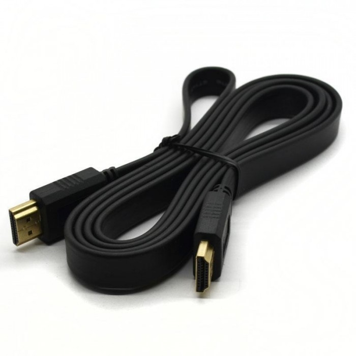 Dây Cáp HDMI v1.4 Full HD 1080p 3D 4K Dài 1.5m (Đen)1