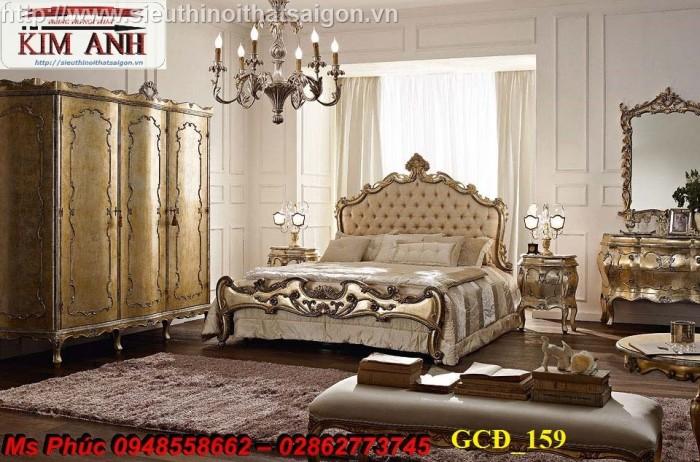 giường ngủ cổ điển cao cấp2