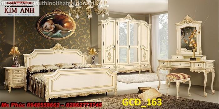 phòng ngủ phong cách tân cổ điển5