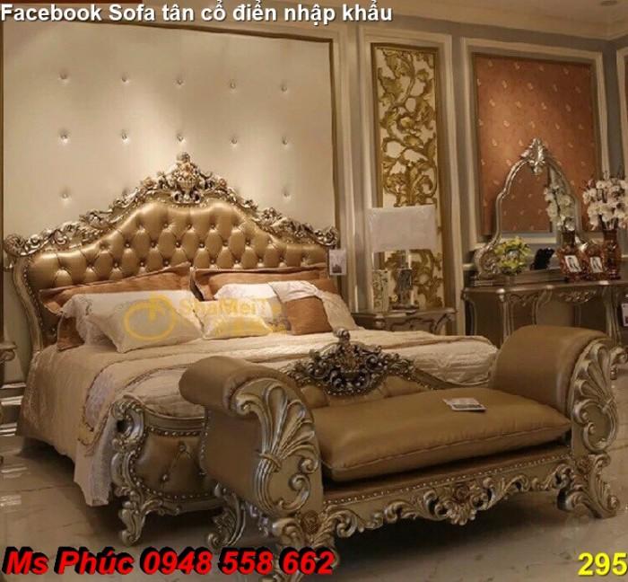 phòng ngủ phong cách tân cổ điển21