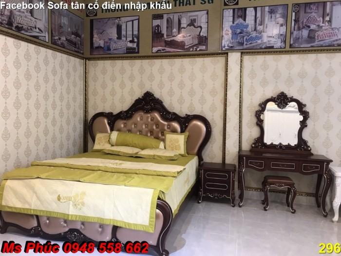 bộ giường ngủ cổ điển22