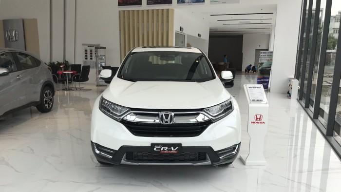 Honda Crv Màu Trắng 180 Triệu Nhận Xe + Bảo Hiểm/Camera/Phim 4