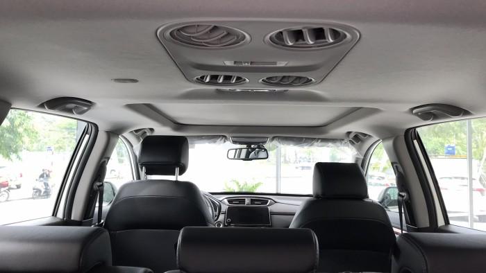 Honda Crv Màu Trắng 180 Triệu Nhận Xe + Bảo Hiểm/Camera/Phim 3