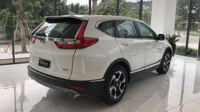 Honda Crv Màu Trắng 180 Triệu Nhận Xe + Bảo Hiểm/Camera/Phim 0